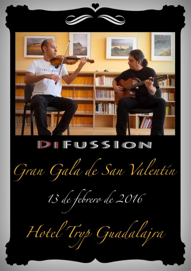Gala San Valentín